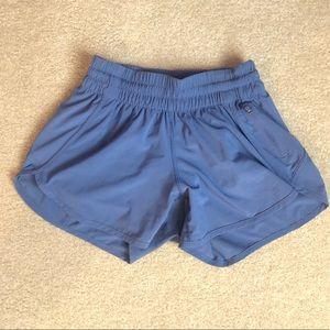 Lululemon tracker shorts. Size: 6